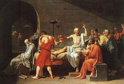 socrates dihukum Minum Racun